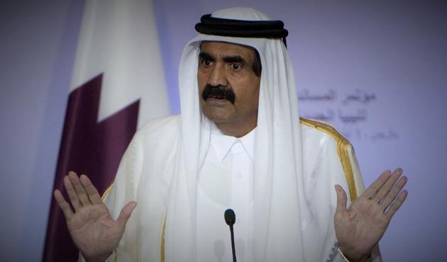 Eski Katar Emiri'nin Ses Kaydı Yayımlandı
