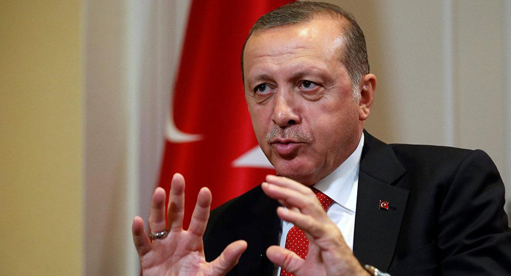 Erdoğan'dan Suriye Mesajı  (VİDEO)