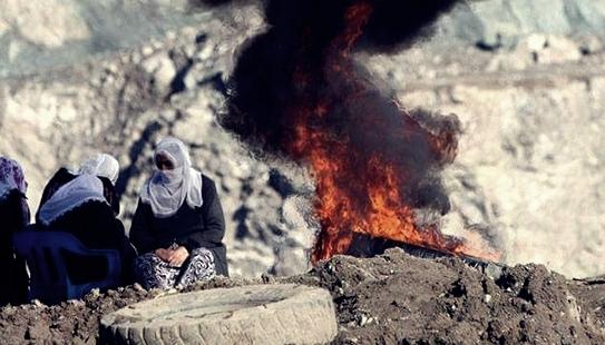 Siirt Şirvan'da Dokuz İşçi Hala Göçük Altında
