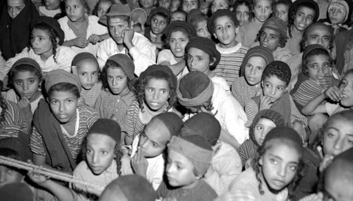 Binlerce Çocuk Yahudilere Evlatlık Verildi