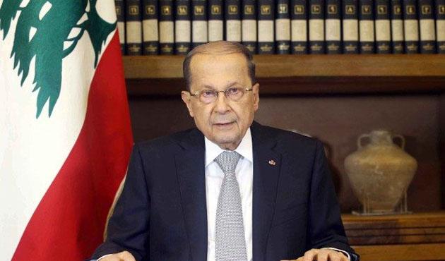 Lübnan Cumhurbaşkanı Siyonistlere Rest Çekti
