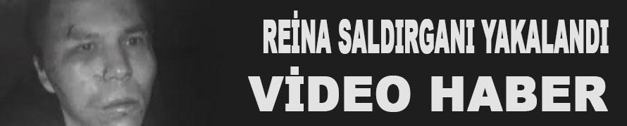 Reina Katliamcısı Esenyurt'ta Yakalandı