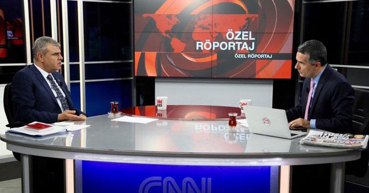Başbakan Yardımcısı: İŞİD'in Panzeri Laiklik