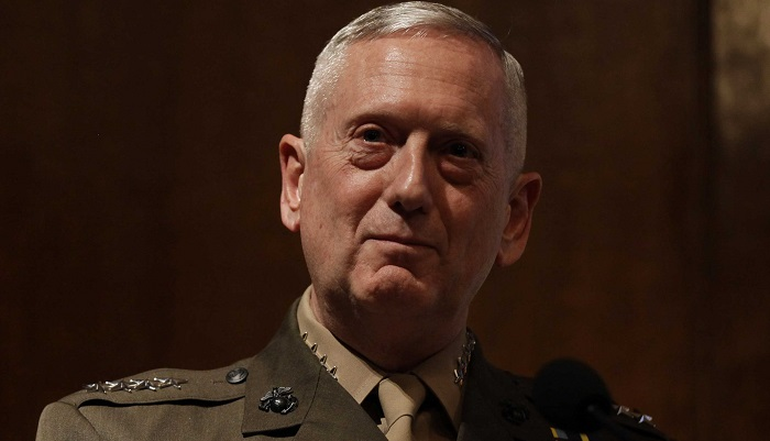 Felluce Kasabı 'Kuduz Köpek' Mattis Savunma Bakanı Oldu