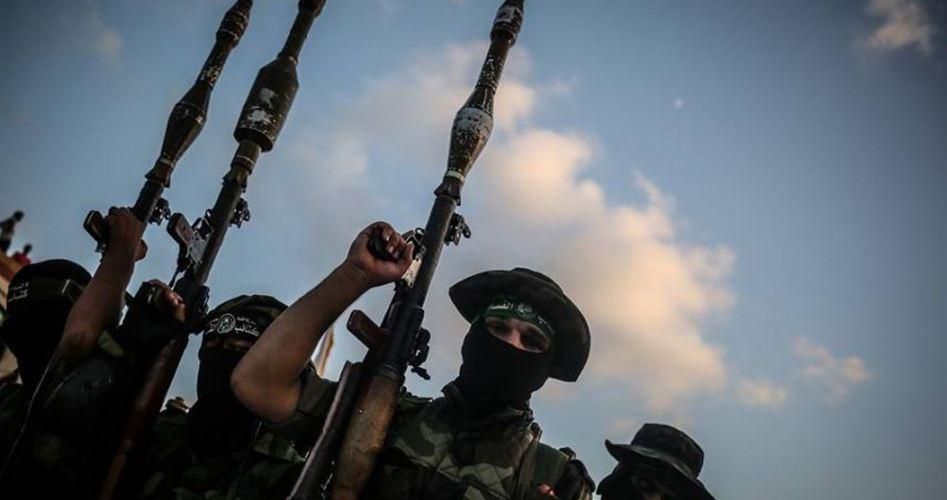 Filistinli Direniş Grupları Savaş Hazırlığında