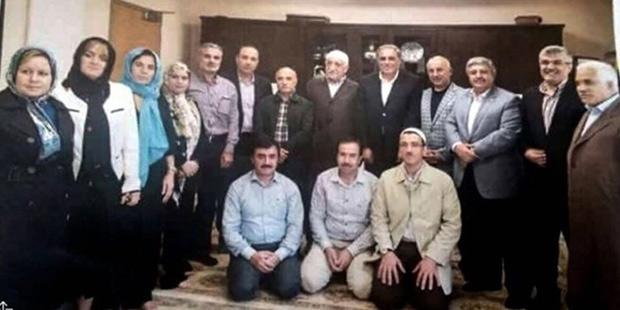 Gülen'i Ziyaret Eden Eski Vekil Yönetici  Olarak Atandı !