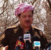 Barzani'den Kerkük mesajları