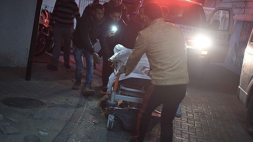 Gazze'den 2 Şehit Haberi Geldi