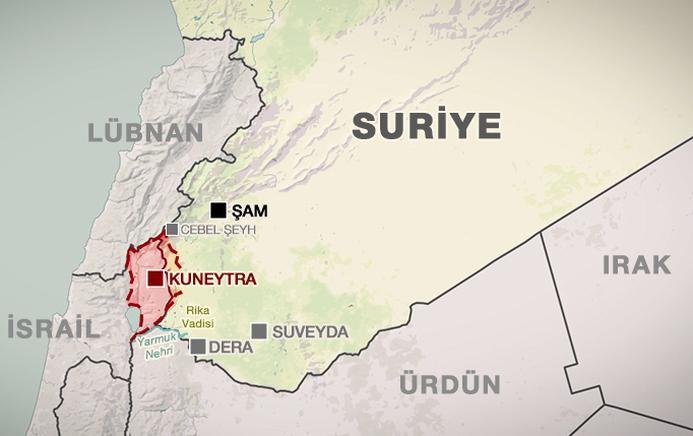 Amerika'dan Suriye Hamlesi