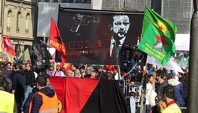 İsviçre'deki 'Erdoğan'ı Öldürün' Pankartı İçin Skandal Karar