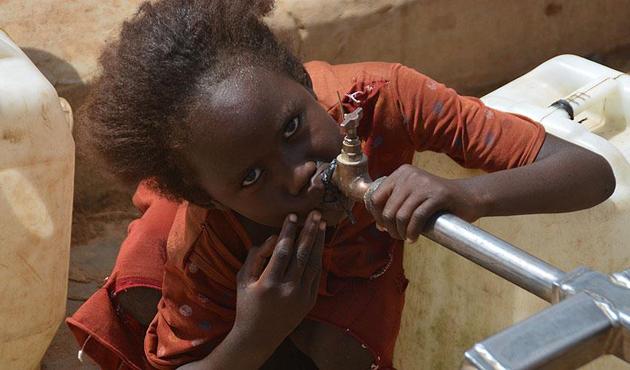 İHH Darfur'un Unutulmuş Bölgelerinde Su Kuyusu Açacak
