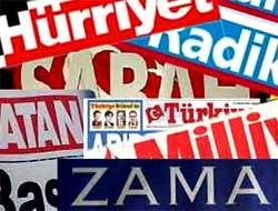 Türk basını Gazze'ye kör sağır