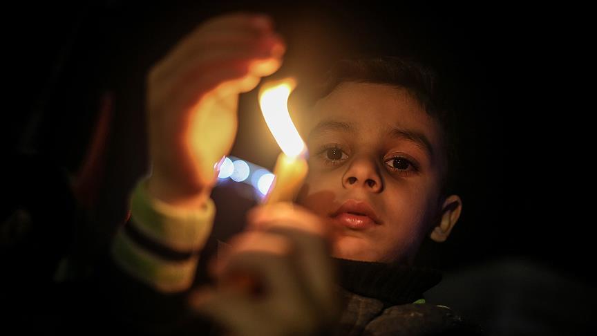 Siyonist  işgal Rejimi Gazze'ye Verilen Elektriği Azaltacak