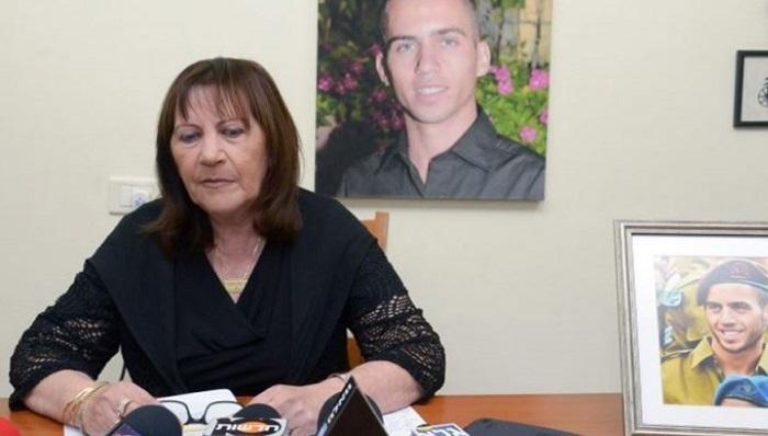 İşgal Askeri Oron Shaul'un Annesi: Oğlum Sağ ve Hamas'ın Elinde Esir