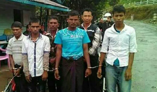 Araklı Müslümanlar Tutuklandı