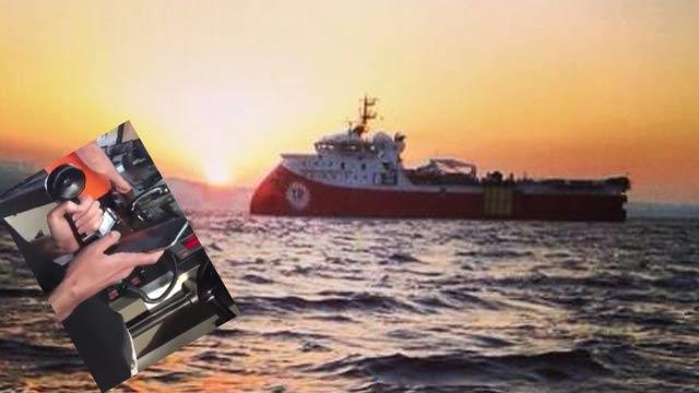 Kıbrıs Açıklarında 'Mehterli Diplomasi'