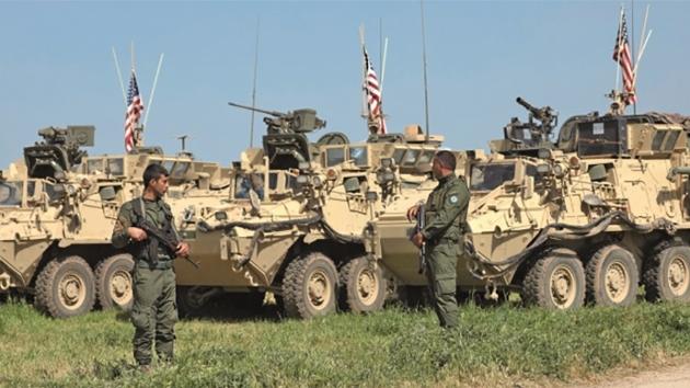 ABD'den YPG İtirafı Geldi !