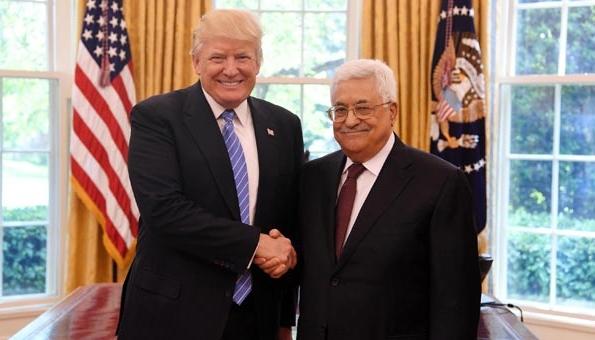 Mahmud Abbas: Donald Trump Yakında Filistin'e Gelecek