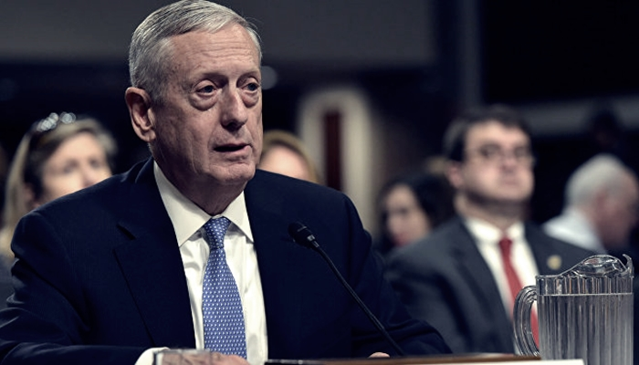 ABD Savunma Bakanı Mattis: Askerleri Hızla Çekiyoruz