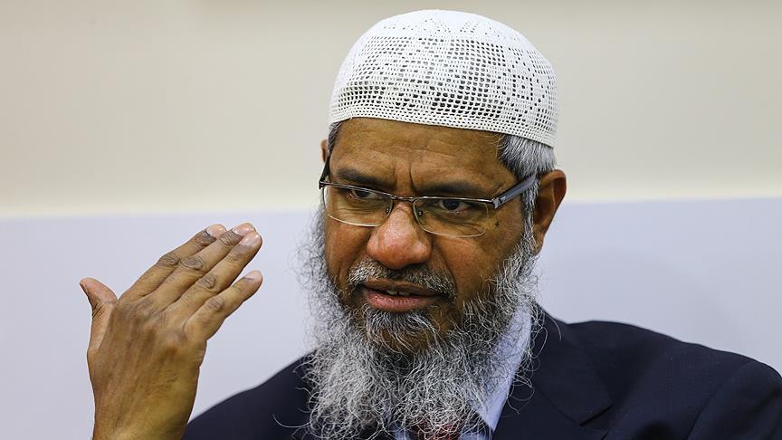Hindistan Zakir Naik'in  Pasapotunu İptal Etti
