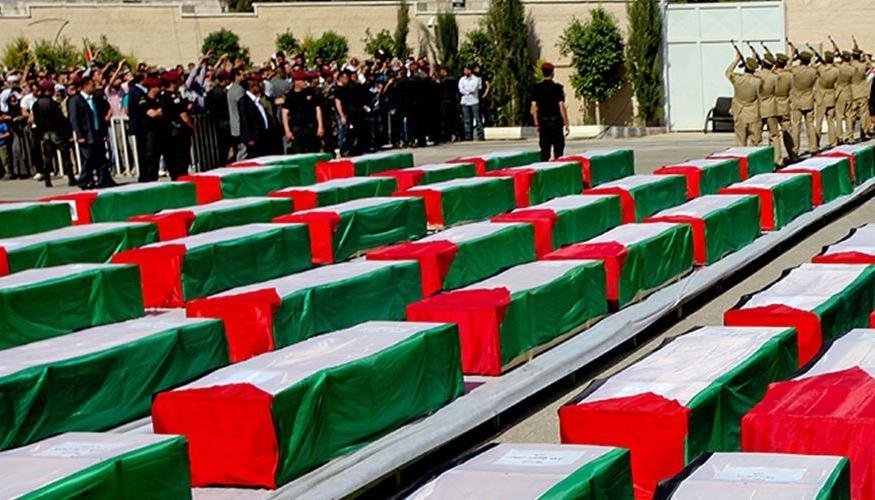 Siyonistler Filistinli Şehidlerin Naaşını Vermiyor