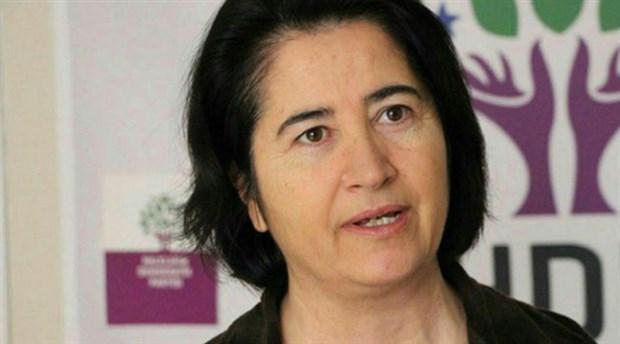Serpil Kemalbay, HDP'nin yeni Eş Genel Başkanı Oldu