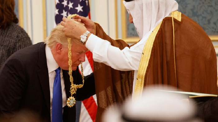 Katar-Suudi Arabistan Kavgasına ABD de Dahil Oldu