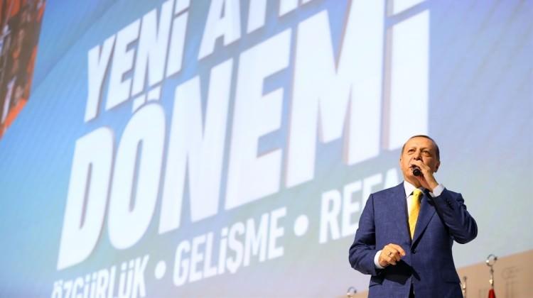 Erdoğan: Şimdi Harekete Geçme Zamanı