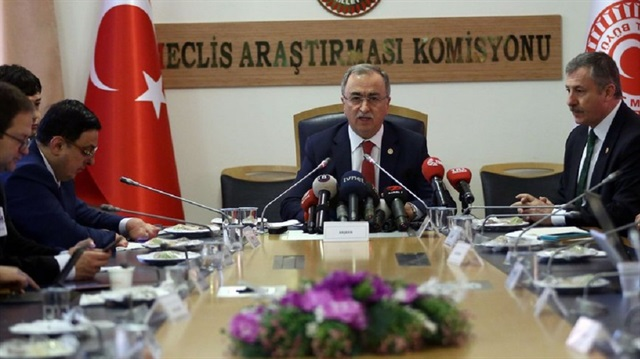 Darbe Komisyonu Başkanı: İstihbarat Zarfı Var