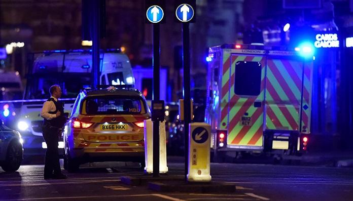 Londra'da 3 Ayrı Noktada Saldırı