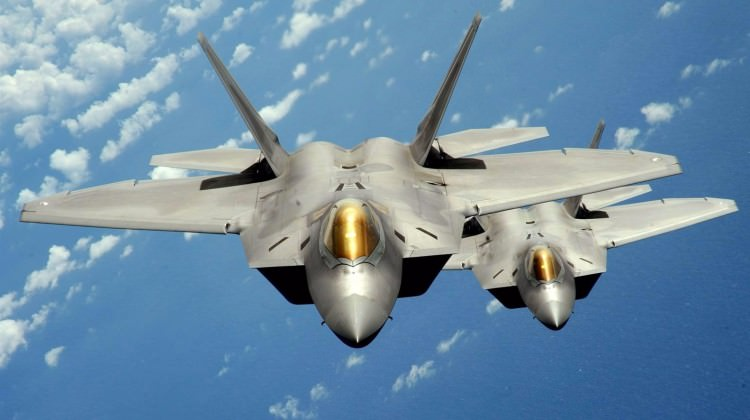 Havada Rusya- İle ABD Uçakları Kapıştı