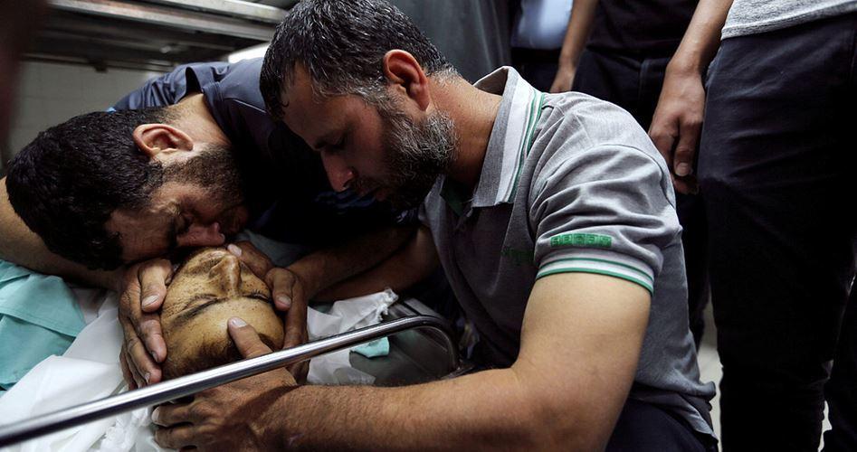 Gazze'ye Siyonist Saldırı