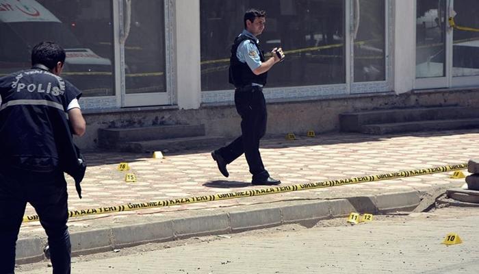 Batman'da Bombalı Saldırı: 1 Ölü 4 Yaralı