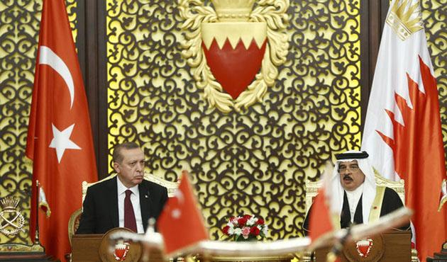 Bahreyn Dışişleri Bakanı Ankara'ya Geliyor