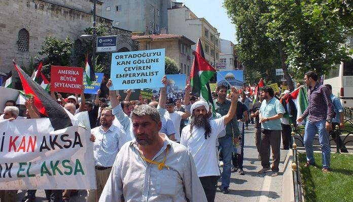İstanbul'da Kudüs Günü Eylemi (Davet)