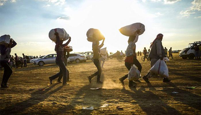 BM: Yarım Milyon Suriyeli Evlerine Döndü