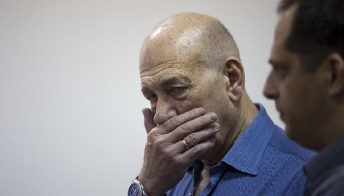 Eski Siyonist Başbakan Olmert Serbest Bırakıldı