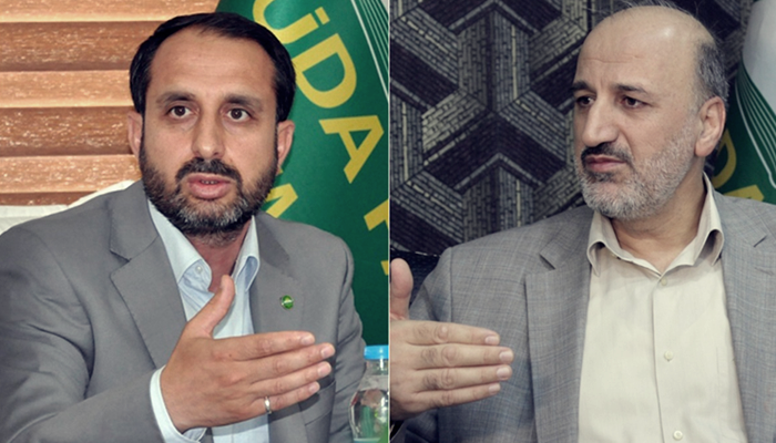 HÜDA PAR Yöneticilerine 6'şar Yıl 3'er Ay Hapis Cezası