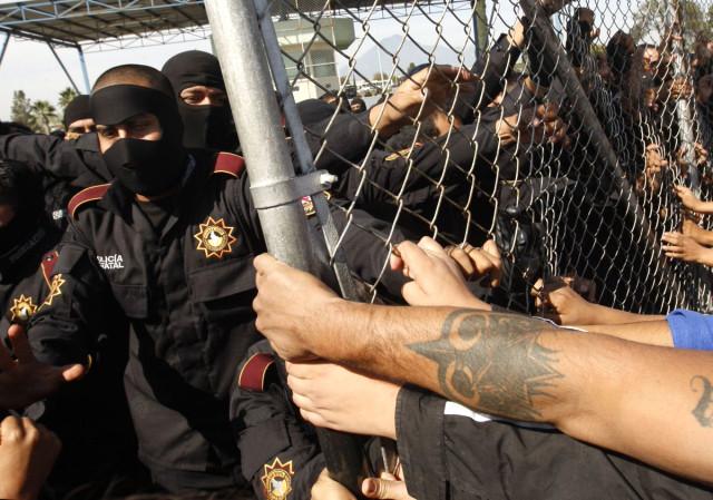 Meksika'da Hapishane Kavgası: En Az 28 Ölü