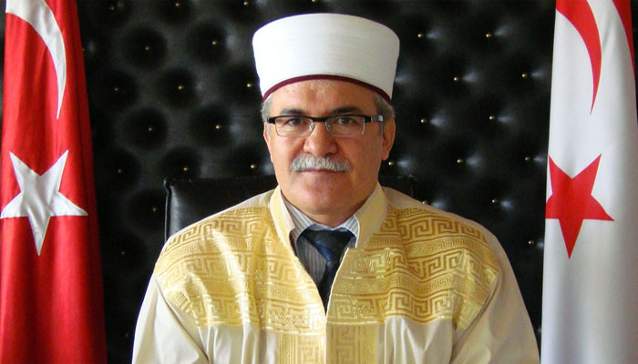 KKTC Din İşleri Başkanı Talip Atalay FETÖ'den Gözaltına Alındı