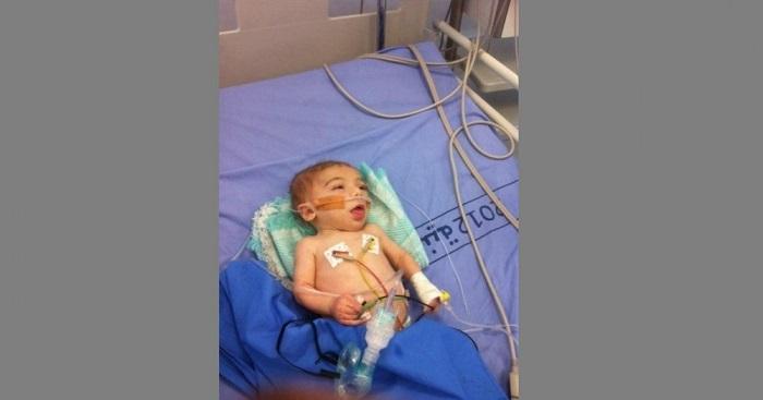 Siyonistler 18 Aylık Bebeği Şehid Etti