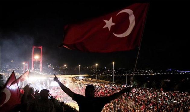 Erdoğan'dan 15 Temmuz Yazısı