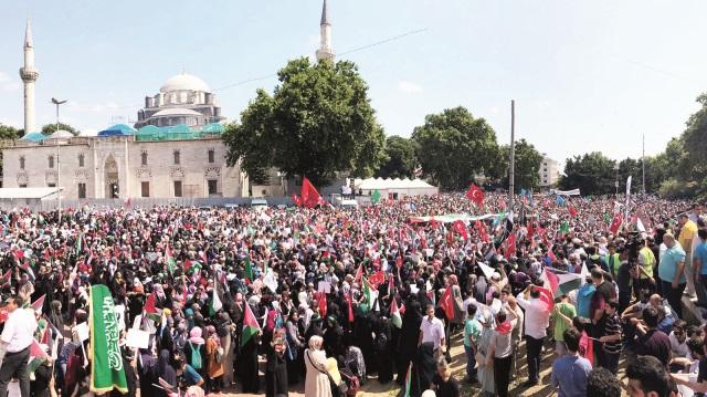 Siyonistlere Öfke Giderek Artıyor (Foto)