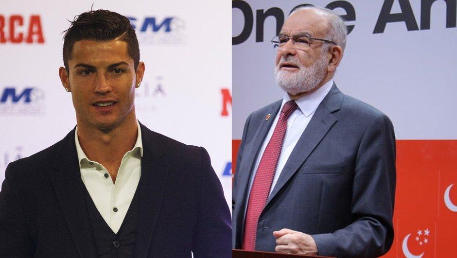 Saadet Partisi'nden Cristiano Ronaldo'ya Davet!