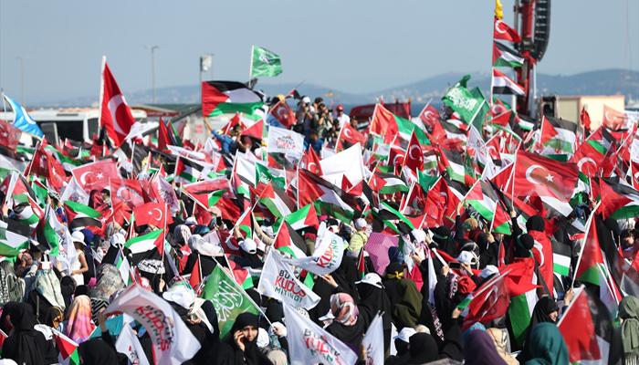 Kudüs Mitingi Siyonist Basında Büyük Yankı Uyandırdı