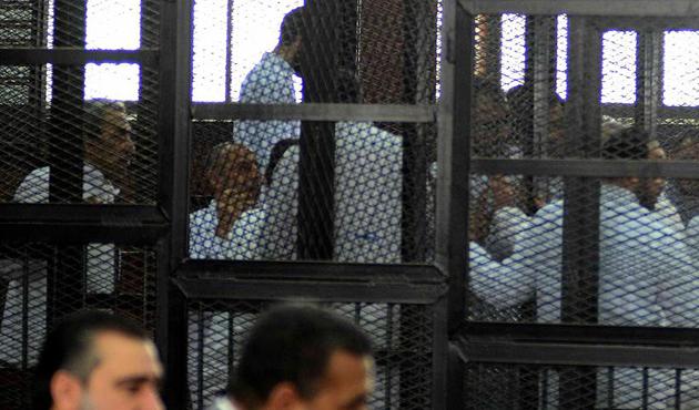 Mısır'da Mahkumlara İşkence