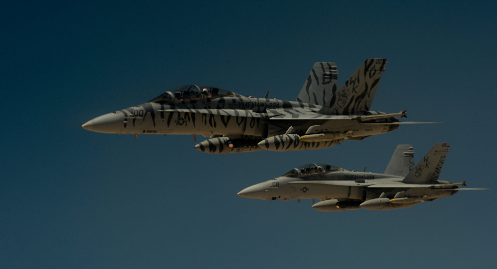 ABD Uçakları Haşdi Şabi'yi Vurdu: 35 Ölü, 25 Yaralı