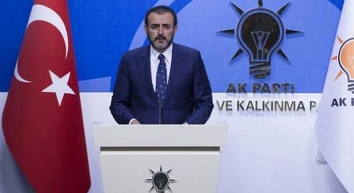 Vize Krizi Hakkında AKP'den Açıklama