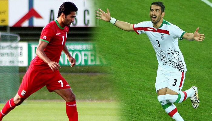 İsrail takımıyla Aynı Sahaya Çıkan İranlı Futbolcular, Milli  Takımdan Atıldı