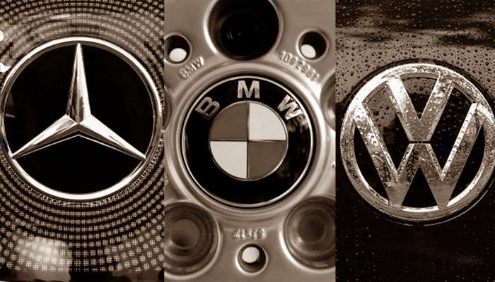 Alman Otomotiv Firmalarına Yasak